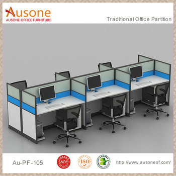 Modular Office Workstations Modern Furniture Cubicle Workstation