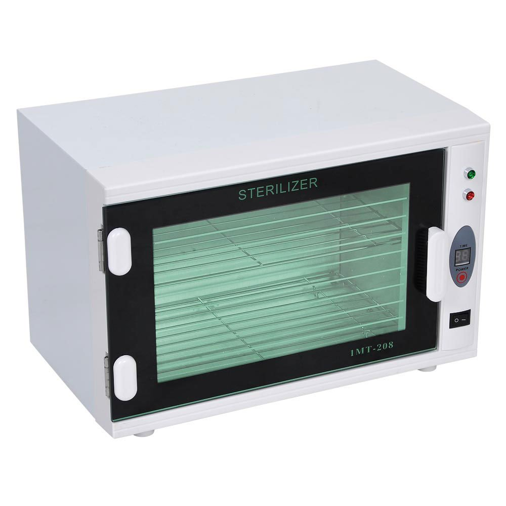 8L UV Electric Salon Tools Sterilizer