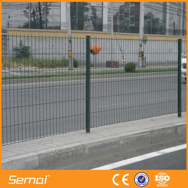 highway fence/walkway fence/security protection used fencing for sale