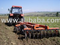 Trailed Mount Offset Disc Harrow,Farm Machines