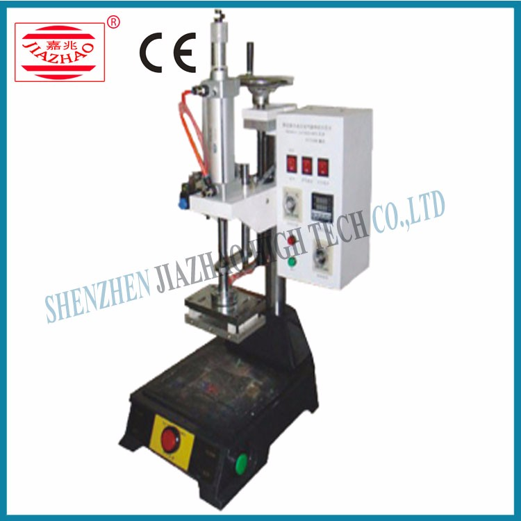Machine Parts Product : W small heat staking machine for plastic parts
