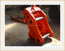 hydraulic quick hitch coupler for excavator JS220