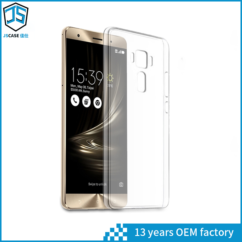 Hot Sale Transparent Durable Bumper Case for ASUS Zenfone 3 ZE552KL 5.5 '' for ASUS X003 Cover
