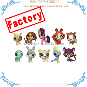 Custom Mini Animal Figure for Candy Chocolate Toys for Kids Capsules Toys