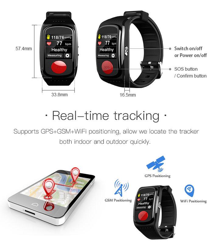 smart watch gps