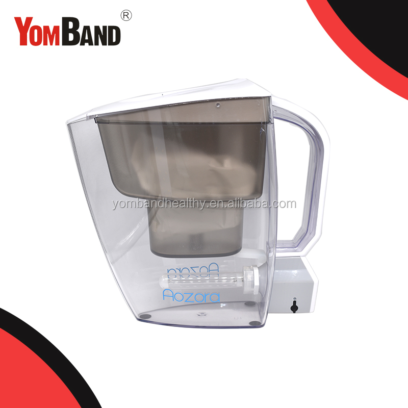 2018 Aozora Factory supply directly! Best quality cheap price household health mineral water filter jug