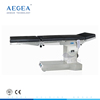 AG-OT017 hospital electric patient cheap operation surgical tables