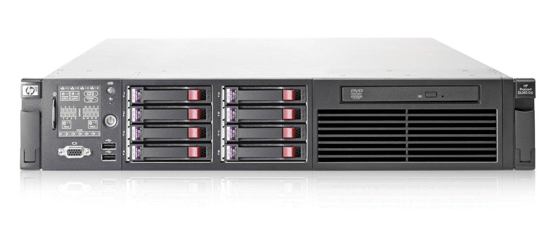 "HP ProLiant DL380 G6 12-Core 2.66GHz X5650 24GB RAM No 2.5/"" HD P410i 256MB"