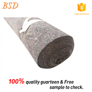 Hot sale nonwoven polyester needle felt fabric for packing