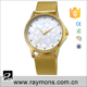 Bracelet gold strap fashion simple beautiful cheaper lady watches