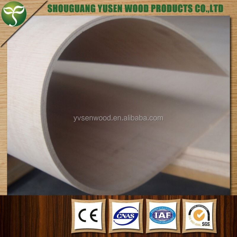 Fast Delivery Flexible bent Plywood board