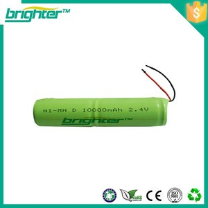 export 7000mah ni-mh 14.4v nimh battery pack