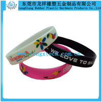 promotional silicon wrist straps on 2013