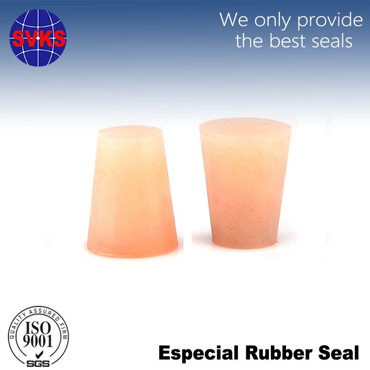 Mechanical Parts Sound Proof Rubber Seal Of Vibrating Screen Machinery