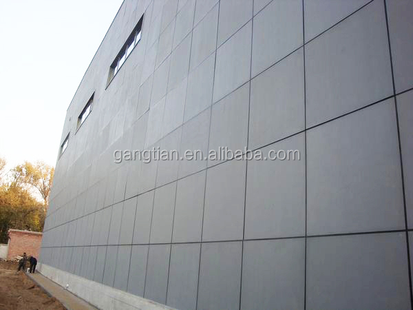Waterproof Cement SheetFiber Cement BoardExterior Wall Cladding
