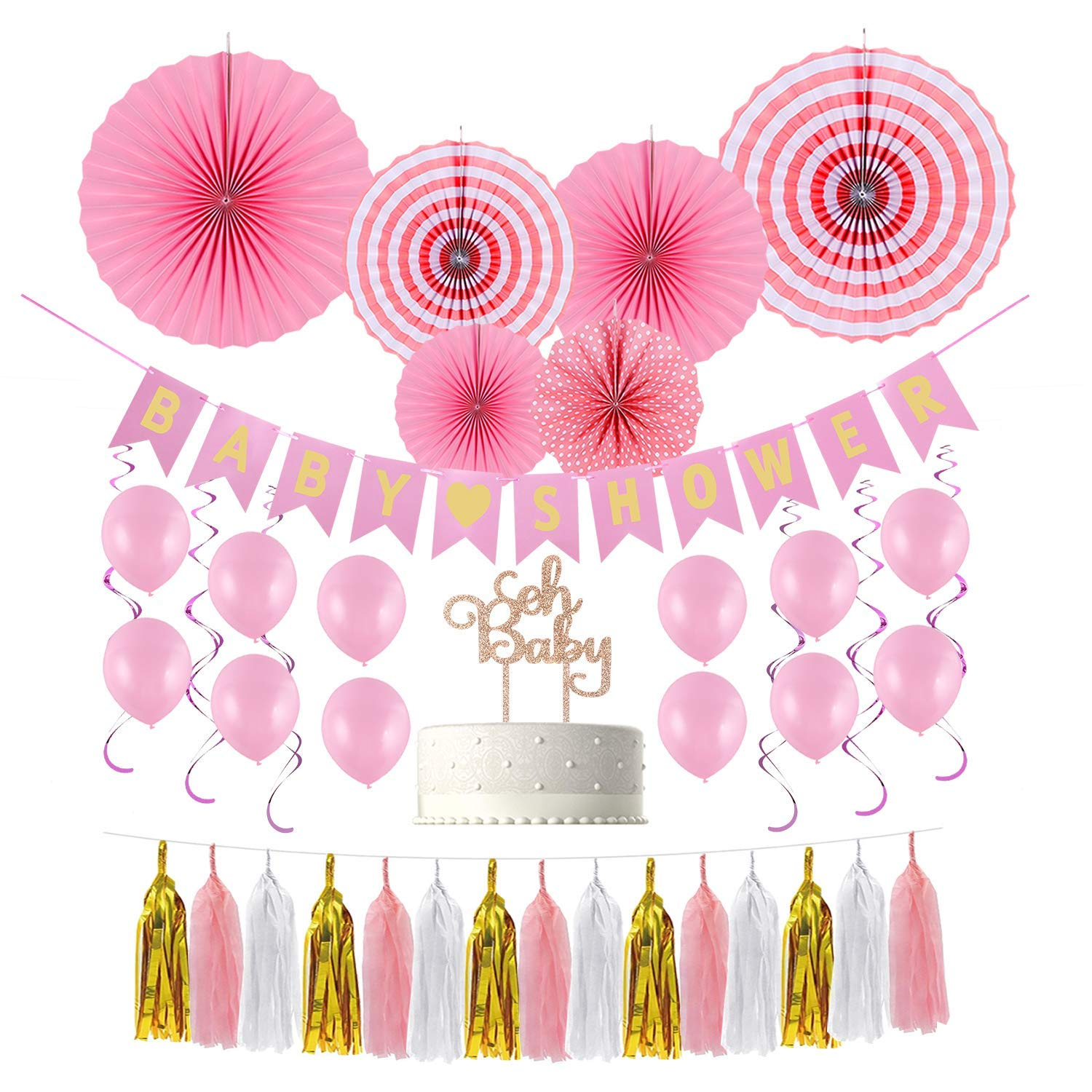 Cheap Girl Baby Shower Decoration Find Girl Baby Shower Decoration