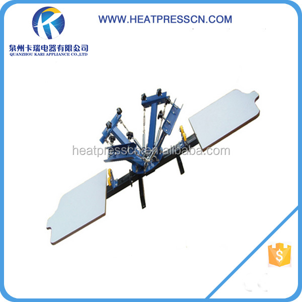 China CE standard top quality Screen printing machine