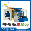 for building construction automatic hollow QT12-15 brick machine gardening equipment for making bricks