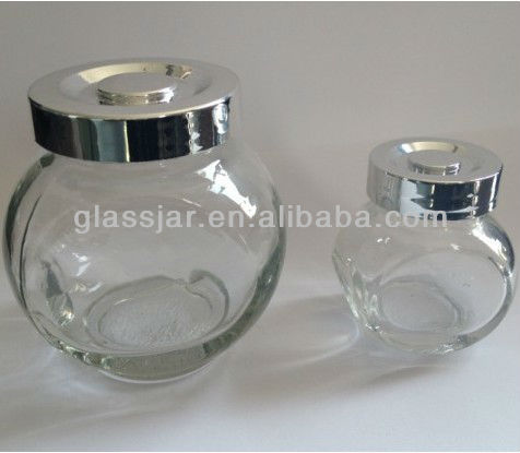 200ml glass candy jar