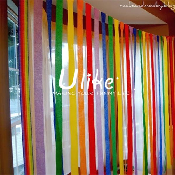 Color Crepe Paper Decoration Paper Party Paper Decoration Buy