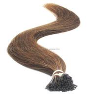 Wholesale soft hair products high quality grade 7a dark auburn color italian keratin hair extensions
