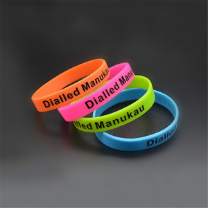 Name rubber band cheapest silicone rubber bracelet with letters