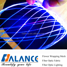 Christmas tree decorations optical fiber netting
