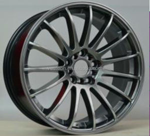 thin spokes alloy wheel 17 18 inch