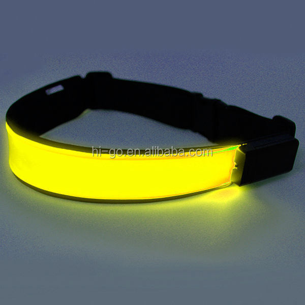 High Visibility LED Reflective Safety Belt