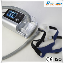 CE Approved Sleep Apnea Monitor CPAP Machine with Humidifier and Mask and Headgear and Tube