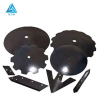 China factory farm disc plough parts disc harrow blade