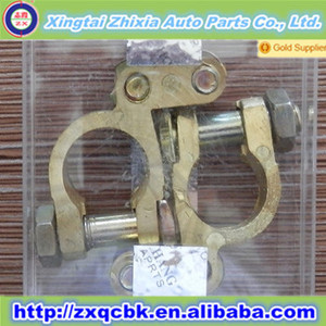 High quality,low price all kinds of battery terminals manufacturer/copper,brass,Al,stainless steel car battery terminal clamp