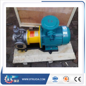 Stainless steel vegetable oil low pressure pump