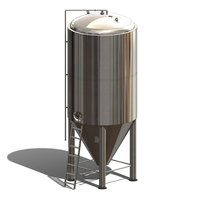 100l 200l 300l 500l 1000l Stainless Steel Conical Beer Fermenter Fermentation Tanks