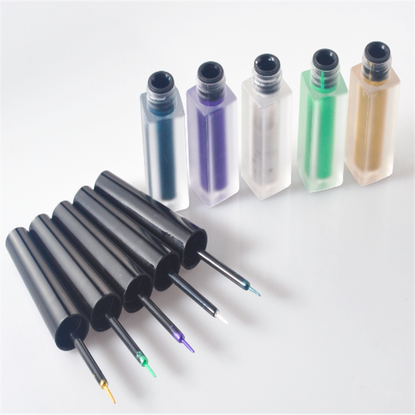 Your Own Brand Makeup Eyeliner Long Lasting Waterproof High Quality Colorful Liquid Eye Liner