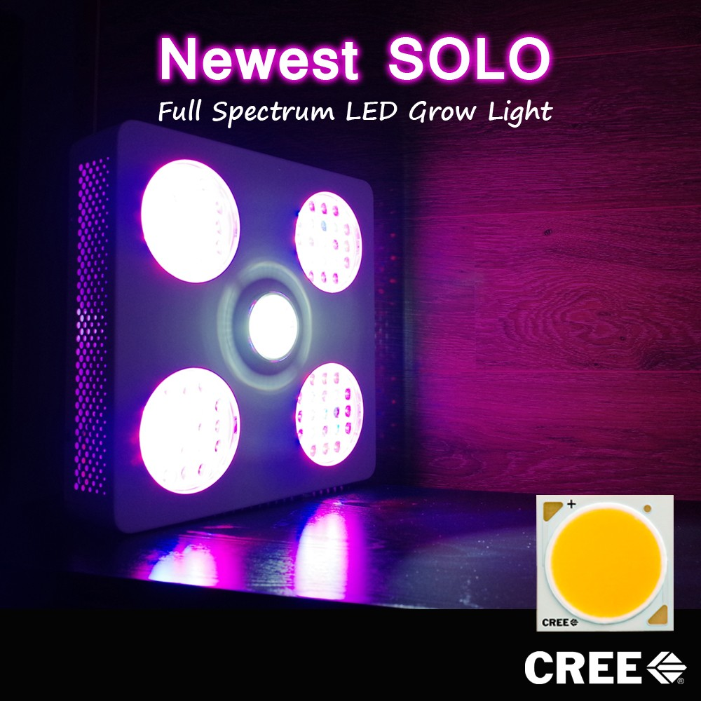 Aquaponics growing systems led lighting 300w led grow light with CXB3070 cob