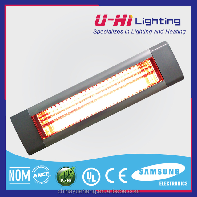 Good Quality Ip65 Infrared Heater Bathroom Electric Wall Heaters
