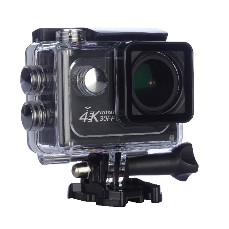 Mini Smallest Camcorder 4k Camera Waterproof Action Camera VS 360/go pro/ External Bluetooth Sports Camera