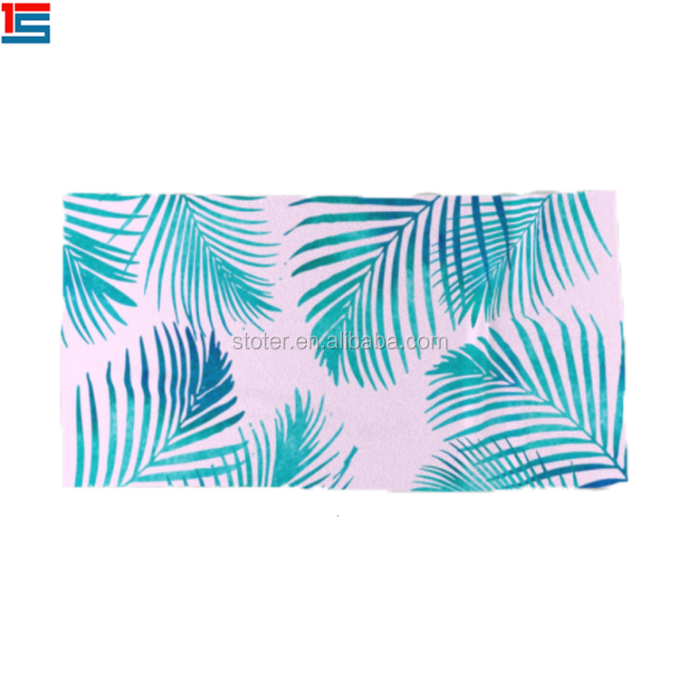 Good Quality  Customized Custom Cotton Beach Towel