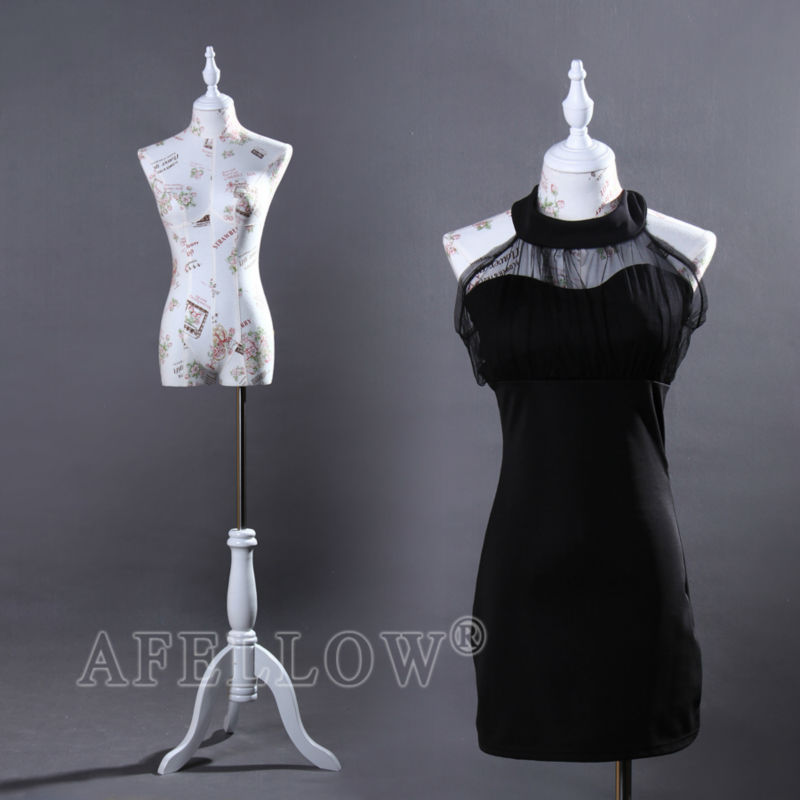 Fiberglass female adjustable standing dressmaker dummy for sale