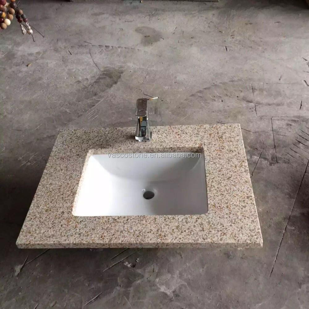 Billige Chinesische grau granit G603 arbeitsplatte-Tischplatte ...