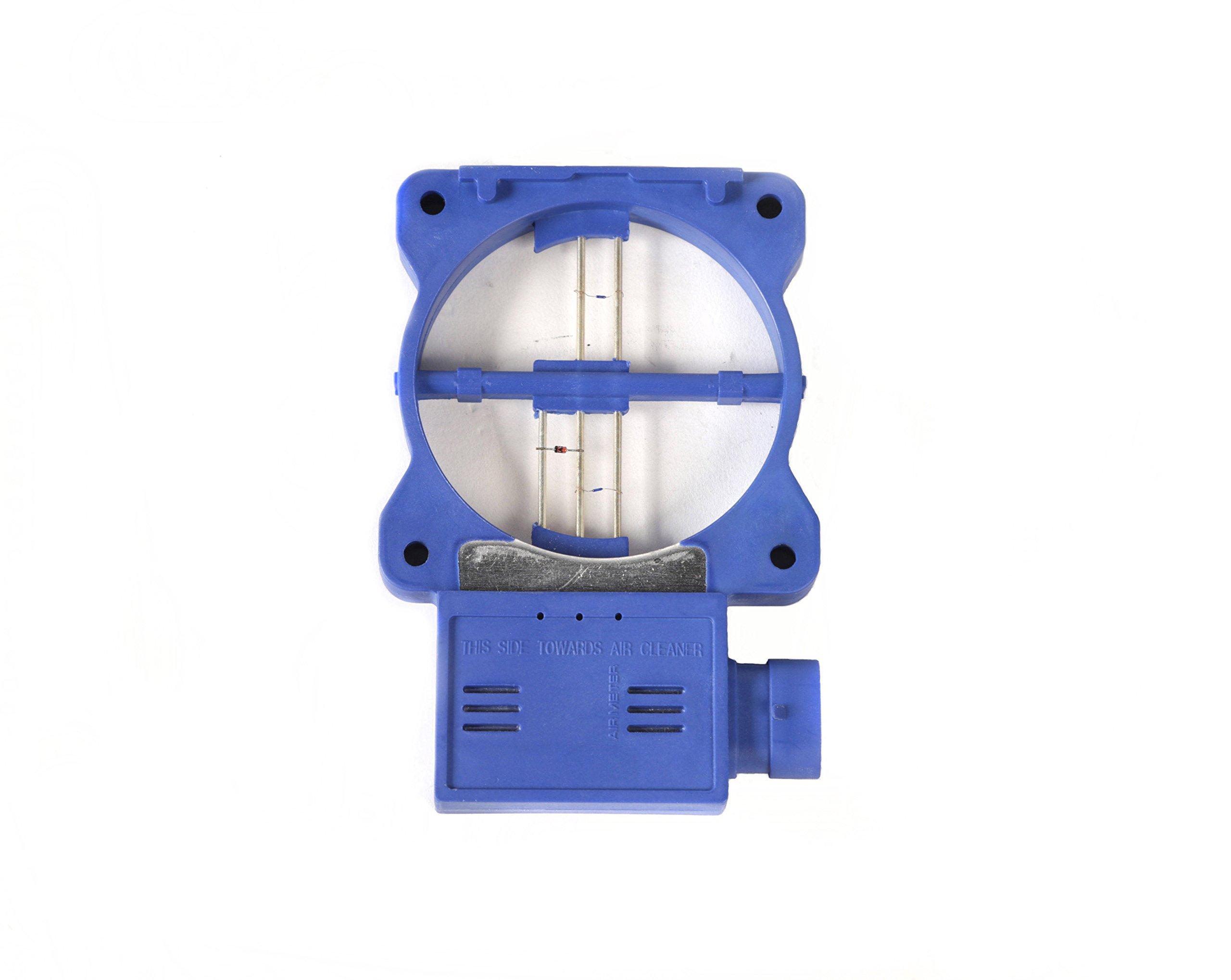 Mr. Sensor Mass Air Flow Meter Sensor for 96-02 Chevrolet Express 1500 4.3L V6 & 96-99 GMC C2500 Suburban 5.7L V8