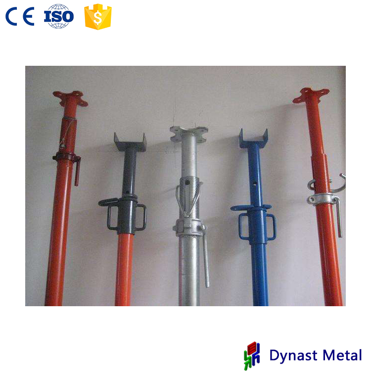 Korean standard adjustable scaffolding standard steel prop