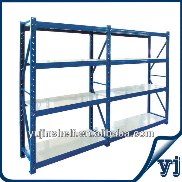 Warehouse steel shelving units /shelving and racking for warehouse storage