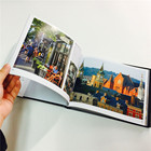 Custom-made photo book /Magazine Printing service