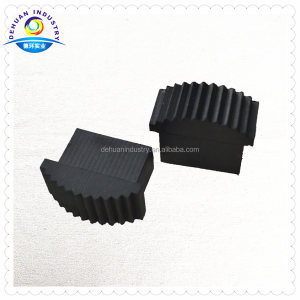 China Factory Rubber Ladder Feet/Furniture Rubber Feet