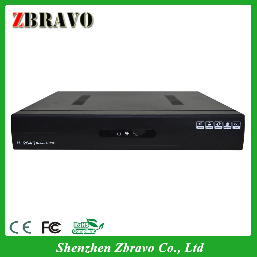 H.264 Cloud 4CH Full D1 realtime DVR Network Digital Video Recorder
