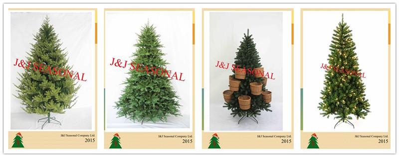 Artificial Christmas Tree Folding