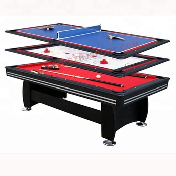7ft Size And Indoor Home Pool Table,Air Hockey And Ping Pong Top   Buy 7ft  Competition Air Hockey Table Pool Table,Modern Ping Pong Table Pool ...