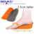 Orange Pu foam 3/4 insole can be put on sock